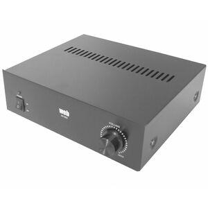 AMPLIFICATORE FINALE PA 70/100V STEREO 4-16 OHM x impianti filodiffusione