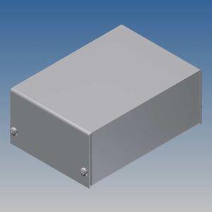 TEKO AL BOX 3/B.1 CONTENITORE ALLUMINIO SCATOLA IN METALLO KEYBOARD 103x72x43mm