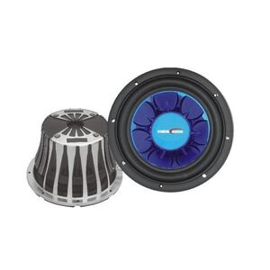 "AS-1001 Subwoofer Altoparlante 10"" 600 Watt Max. Sub Woofer Pneumatico 25 Cm."