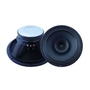 "CW-12 Woofer Altoparlante Full Range 12"" Doppio Cono in Carta 350W 8 Ohm Alta Efficenza"