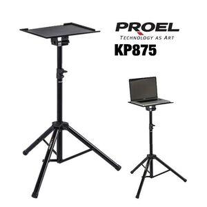 Proel KP875 Supporto per Laptop PC Proiettore ad altezza regolabile