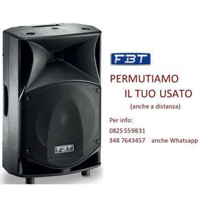 FBT JMaxX 110A Cassa Amplificata Attiva 900W