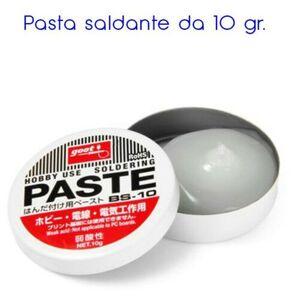 PASTA SALDANTE DA 10 GRAMMI