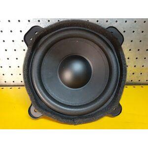 "Sub Subwoofer 8"" 2x 4 Ohm 2x 150W Altoparlante doppia bobina stereo 210mm 21 cm."