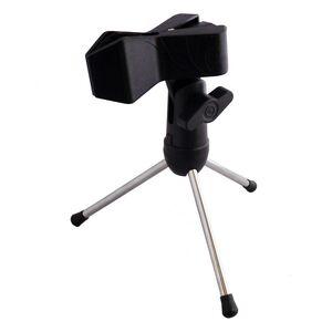 Supporto asta da tavolo per microfono - 15 cm