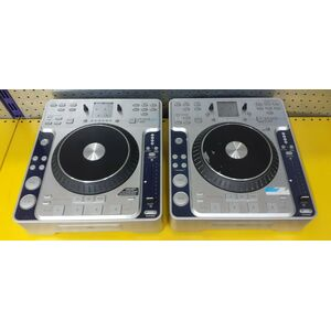 COPPIA CDJ CD PLAYER STANTON C.304 + C.314