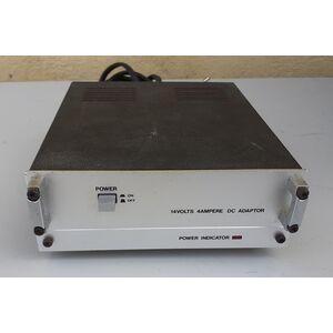 Alimentatore Lineare 4 Amper 14 Volt Slim