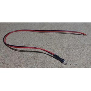 Lampadina micro a filamento 3mm 5V 40mA Microlampadina con fili