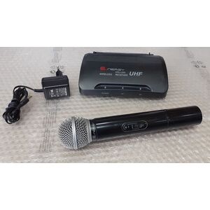 ENERGY KRU-200 RADIO MICROFONO WIRELESS UHF PROFESSIONALE