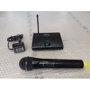 KARMA SET-6170 RADIO MICROFONO WIRELESS VHF PROFESSIONALE