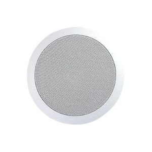 Altoparlante PA da incasso soffitto 100V 4Ohm - Bianco