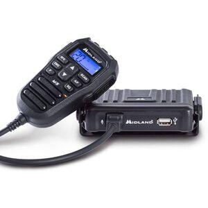 Midland M-5 Ricetrasmettitore CB 27 Mhz Mike Remote Control
