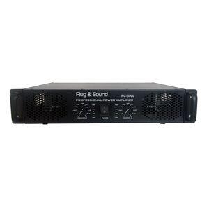 Amplificatore Finale di Potenza Stereo Mono PC-5000