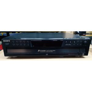 SONY CDP-CE375 Lettore 5 CD changer compact disc player