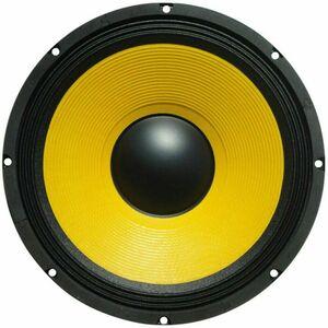 """Woofer 400W cono altoparlante ricambio 38 CM 8 ohm 15"""" 380mm giallo"""