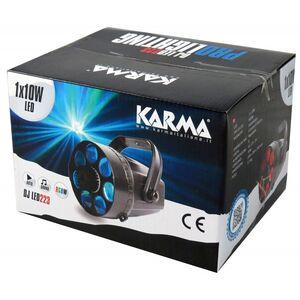 KARMA Italiana DJ LED223 effetto luce led DJ 10w quad