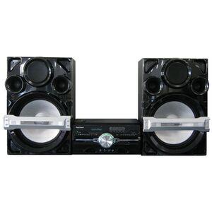KIT IMPIANTO KARAOKE USB/SD MP3 CD FM AUDIO DJ SET CASSE 1000 WATT AMPLIFICATO