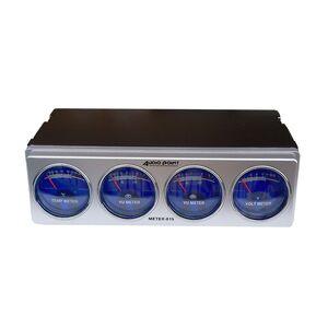 Vu meter a Lancetta + Temperatura meter + Voltmetro Analogico per HI-FI Car