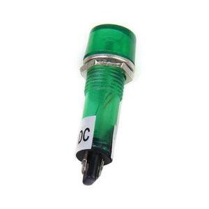 Lampadina da Pannello Luce Segnalatore Indicatore Luminoso 220 Volt Verde