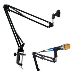 Supporto Asta da tavolo regolabile per microfono