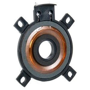 BOBINA RICAMBIO PER SUPER TWEETER BST01 BULLET SPL ALTA EFFICIENZA