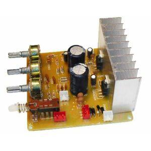 Modulo Amplificatore Stereo con n.2 TDA2030A