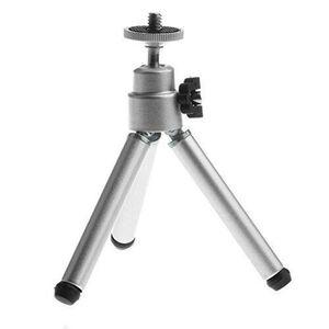 Mini treppiede regolabile Supporto base asta per camera videocamera