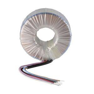 Trasformatore toroidale 100W 18V-0-18VAC