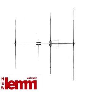 Lemm D3 Antenne Direttiva da Base Fissa 26-30 Mhz 3 Elementi