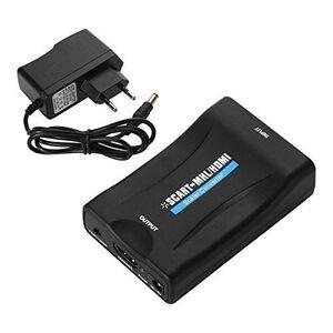Convertitore VIDEO/AUDIO da SCART a HDMI