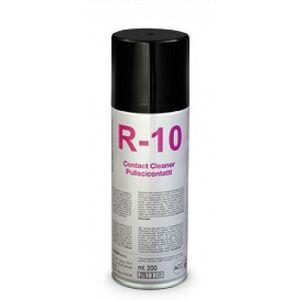 DUE-CI R-10 Puliscicontatti Spray Lubrificante 200 ml