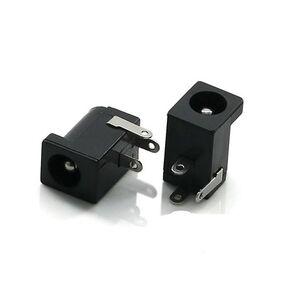Presa DC 2,1x5,5mm Connettore alimentazione coassiale da circuito stampato PCB