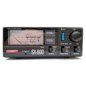 PROXEL SX-600 ROSMETRO - WATTMETRO 1.8~160MHz - 140~525MHz 5/20/200/400 Watt