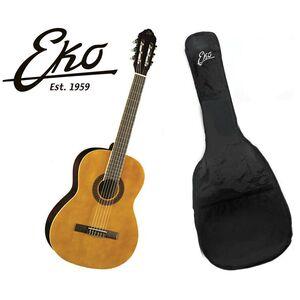EKO CS10 CHITARRA CLASSICA 4/4 CON CUSTODIA