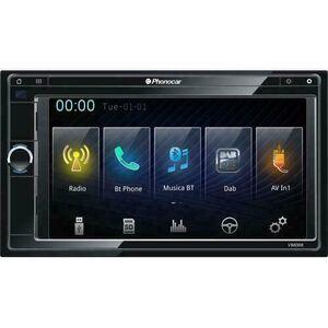 "Phonocar VM066 Autoradio Monitor 2DIN Touch 6,2"" USB AUX BT DAB+ Phone Link"