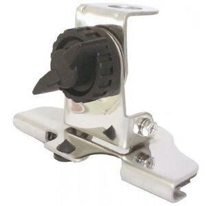 Supporto antenna Staffa per baule AM-206 inclinabile 2 posizioni inox foro 16mm