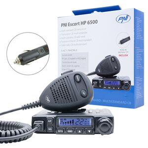 PNI Escort HP 6500Radio CB 40 Canali AM-FM