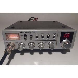 Midland Alan 67- Ricetrasmittente Radio CB da Collezione