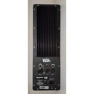 Montarbo V10A Modulo Amplificatore Finale di Potenza da Incasso per Casse Acustiche