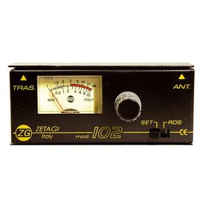 ZETAGI 102 Mini Rosmetro 3-200MHz