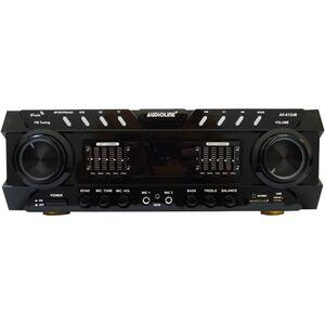 Audioline AK-612USB Amplificatore Stereo HI-FI Karaoke Bluetooth/USB