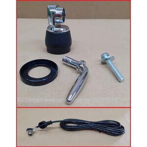 Base Attacco + Cavo per Antenna CB GGD Turbo 2002 - Sirio Serie P2000 - P5000