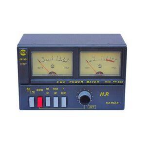 ZETAGI HP-500 Rosmetro/Wattmetro 3-200 MHz