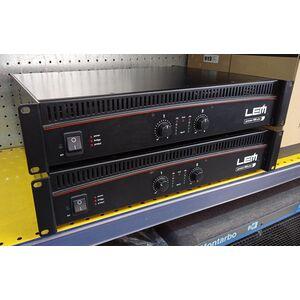 Lem Procon 400 Plus Amplificatore Finale di Potenza Stereo/Bridge