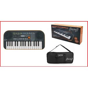 Kit Tastiera elettronica 32 tasti per uso Scolastico + borsa