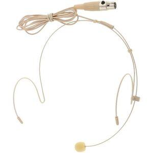 Microfono ad Archetto spinotto Mini XLR 3 poli (Color Carne)