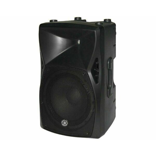 TOPP PRO X12A CASSA AMPLIFICATA ATTIVA DIFFUSORE AMPLIFICATO MONITOR AUDIO DJ