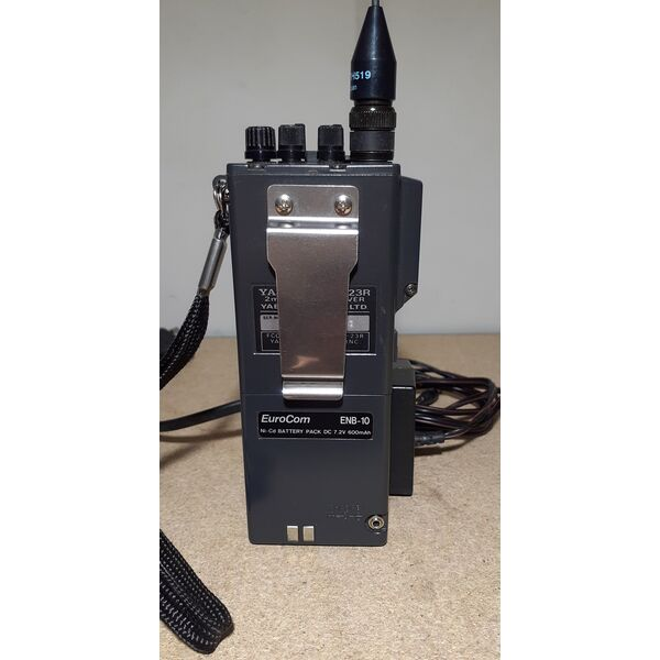 Yaesu FT-23 + FTS 12 Portatile VHF 144 Mhz Con Scheda Toni