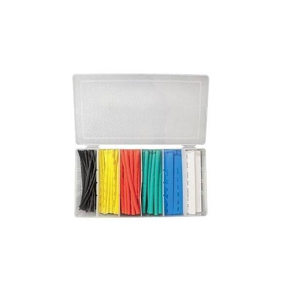 Kit Guaine termoretraibili termorestringenti colorate