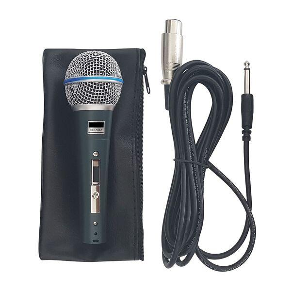 W.E.B. BETA-58 A  Microfono vocale dinamico supercardioide
